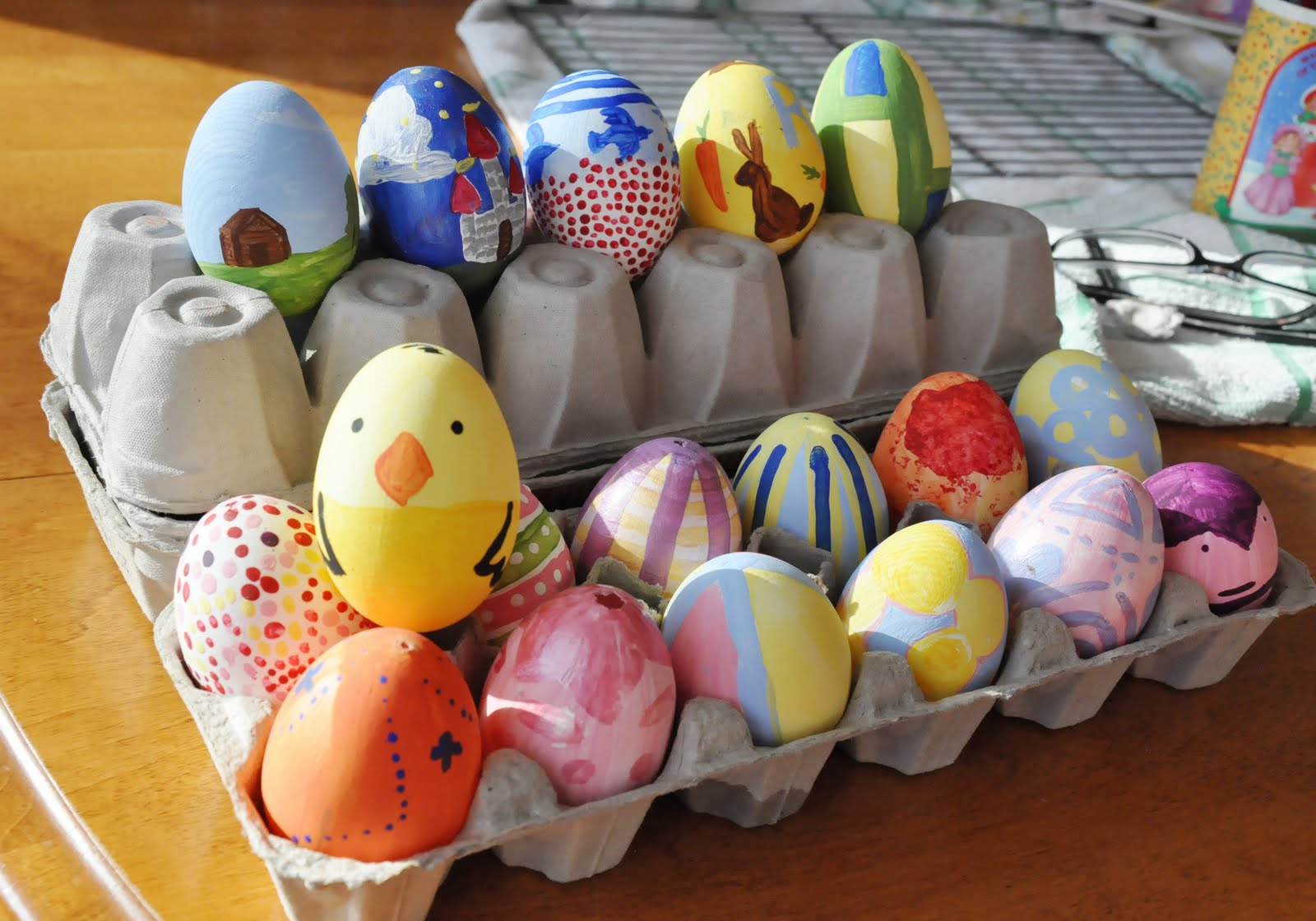 Easter Egg Painting And Hunt Apr 9th 2017